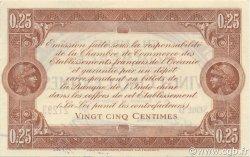25 Centimes OCÉANIE  1919 P.01a pr.NEUF
