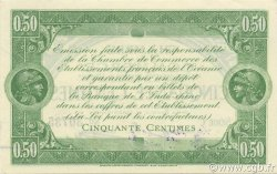 50 Centimes OCÉANIE  1919 P.02a NEUF