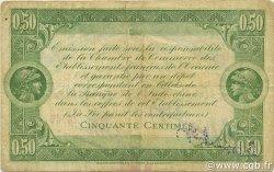 50 Centimes OCÉANIE  1919 P.02b TTB