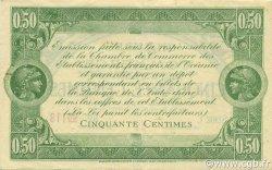 50 Centimes OCÉANIE  1919 P.02b SUP+