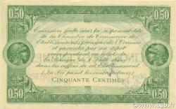50 Centimes OCÉANIE  1919 P.02b SPL