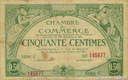 50 Centimes OCÉANIE  1919 P.02b pr.TTB