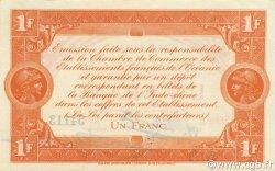 1 Franc OCÉANIE  1919 P.03a NEUF