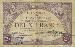 2 Francs OCÉANIE  1919 P.04a TB à TTB