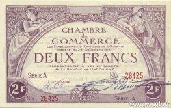 2 Francs OCÉANIE  1919 P.04b pr.NEUF