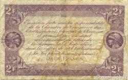 2 Francs OCÉANIE  1919 P.04c TTB
