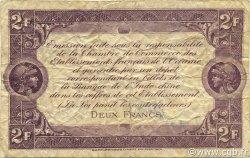 2 Francs OCÉANIE  1919 P.04d TB+