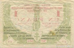 1 Franc OCÉANIE  1942 P.08 TTB