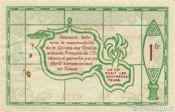 1 Franc OCÉANIE  1943 P.11c pr.SUP