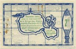 2 Francs OCÉANIE  1943 P.12a SUP