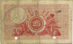25 Francs NOUVELLES HÉBRIDES  1921 P.A1 pr.TB