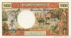 1000 Francs NOUVELLES HÉBRIDES  1980 P.20c NEUF