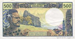 500 Francs POLYNÉSIE, TERRITOIRES D