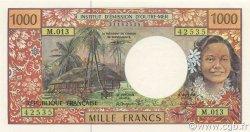 1000 Francs POLYNÉSIE, TERRITOIRES D