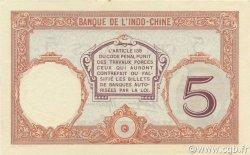 5 Francs TAHITI  1936 P.11c pr.NEUF