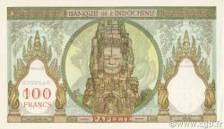 100 Francs TAHITI  1952 P.14bs NEUF