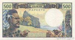 500 Francs TAHITI  1979 P.25b pr.NEUF