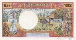 1000 Francs TAHITI  1985 P.27d NEUF