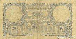 20 Francs NOUVELLE CALÉDONIE  1913 P.16a TTB