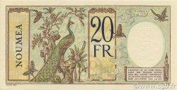 20 Francs NOUVELLE CALÉDONIE  1936 P.37as NEUF