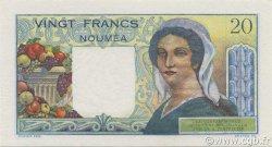 20 Francs NOUVELLE CALÉDONIE  1951 P.50a NEUF