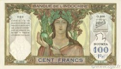 100 Francs NOUVELLE CALÉDONIE  1957 P.42ds NEUF