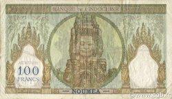100 Francs NOUVELLE CALÉDONIE  1963 P.42e TTB