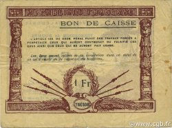 1 Franc NOUVELLE CALÉDONIE  1919 P.31 TTB