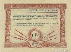 1 Franc NOUVELLE CALÉDONIE  1919 P.34a SPL