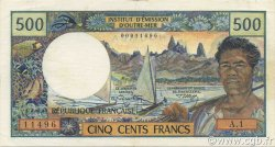 500 Francs NOUVELLE CALÉDONIE  1970 P.60a pr.SUP