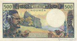 500 Francs NOUVELLE CALÉDONIE  1970 P.60a SUP