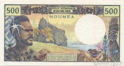 500 Francs NOUVELLE CALÉDONIE  1983 P.60c SUP+
