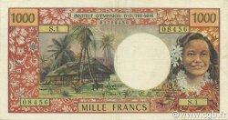 1000 Francs NOUVELLE CALÉDONIE  1969 P.61 SUP