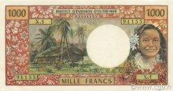 1000 Francs NOUVELLE CALÉDONIE  1969 P.61 NEUF