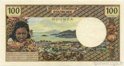 100 Francs NOUVELLE CALÉDONIE  1972 P.63b pr.NEUF
