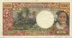 1000 Francs NOUVELLE CALÉDONIE  1971 P.64a TTB