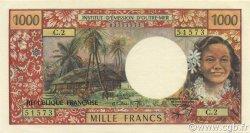 1000 Francs NOUVELLE CALÉDONIE  1971 P.64a SUP+