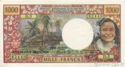 1000 Francs NOUVELLE CALÉDONIE  1983 P.64b