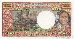 1000 Francs NOUVELLE CALÉDONIE  1994 P.64(c) NEUF