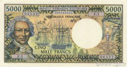 5000 Francs NOUVELLE CALÉDONIE  1971 P.65a pr.NEUF