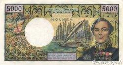 5000 Francs NOUVELLE CALÉDONIE  1982 P.65c SPL+