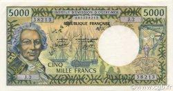 5000 Francs NOUVELLE CALÉDONIE  1982 P.65c pr.NEUF