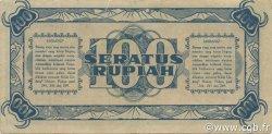 100 Rupiah INDONÉSIE  1945 P.020 pr.SUP