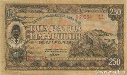 250 Rupiah INDONÉSIE  1947 P.030a NEUF