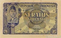 100 Rupiah INDONÉSIE  1949 P.035G pr.NEUF