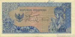 2,5 Rupiah INDONÉSIE  1961 P.081b TB+