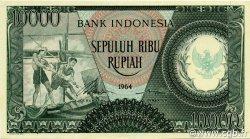 10000 Rupiah INDONÉSIE  1964 P.101a NEUF