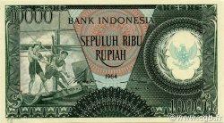 10000 Rupiah INDONÉSIE  1964 P.101b NEUF