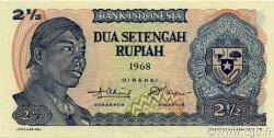 2,5 Rupiah INDONÉSIE  1968 P.103a SPL