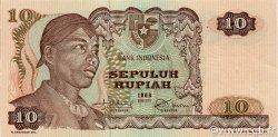 10 Rupiah INDONÉSIE  1968 P.105a SPL